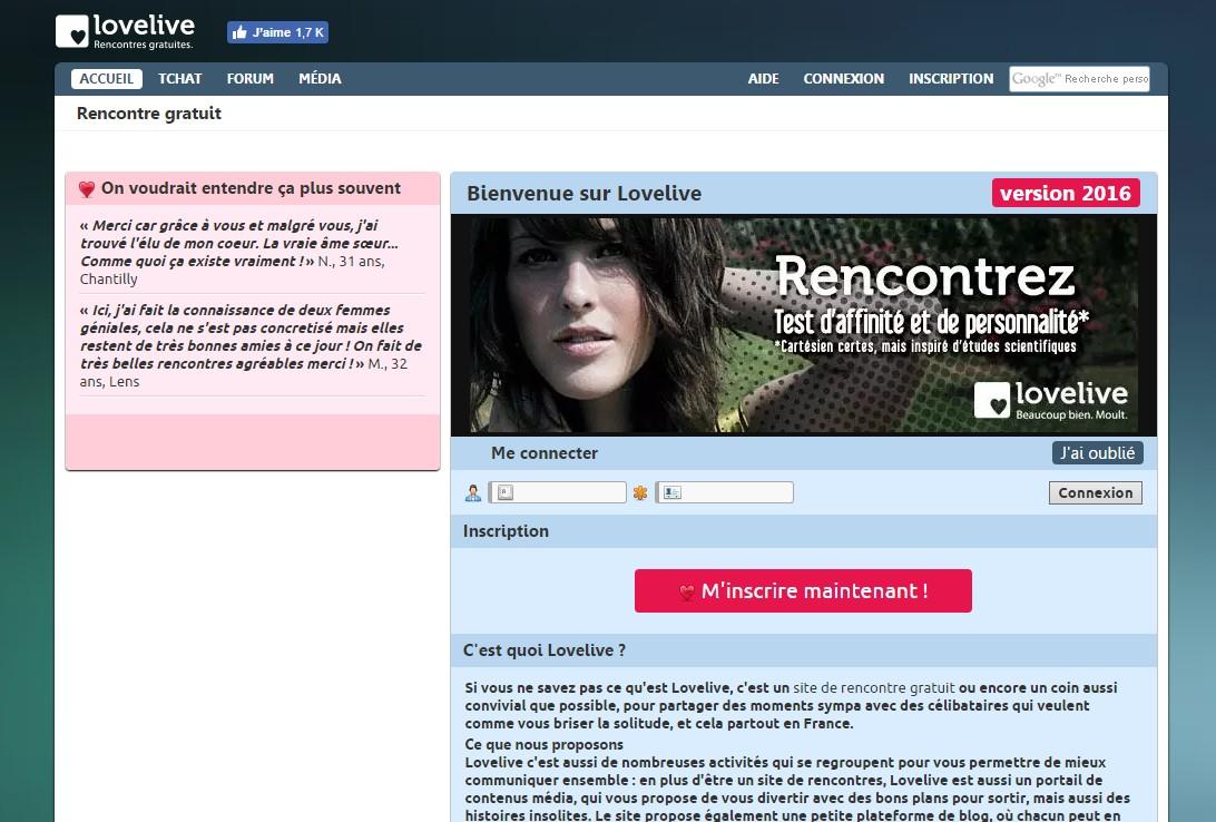 les site de rencontre gratuit en france site de rencontre gratuit avis