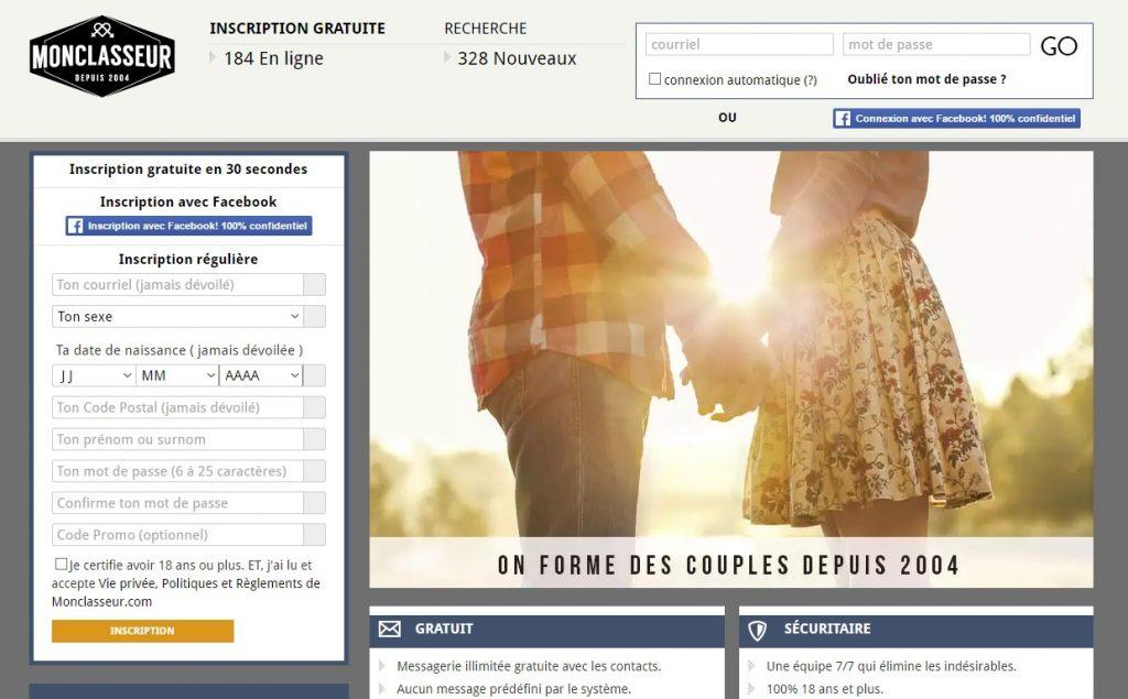 site de rencontre canada 100 gratuit