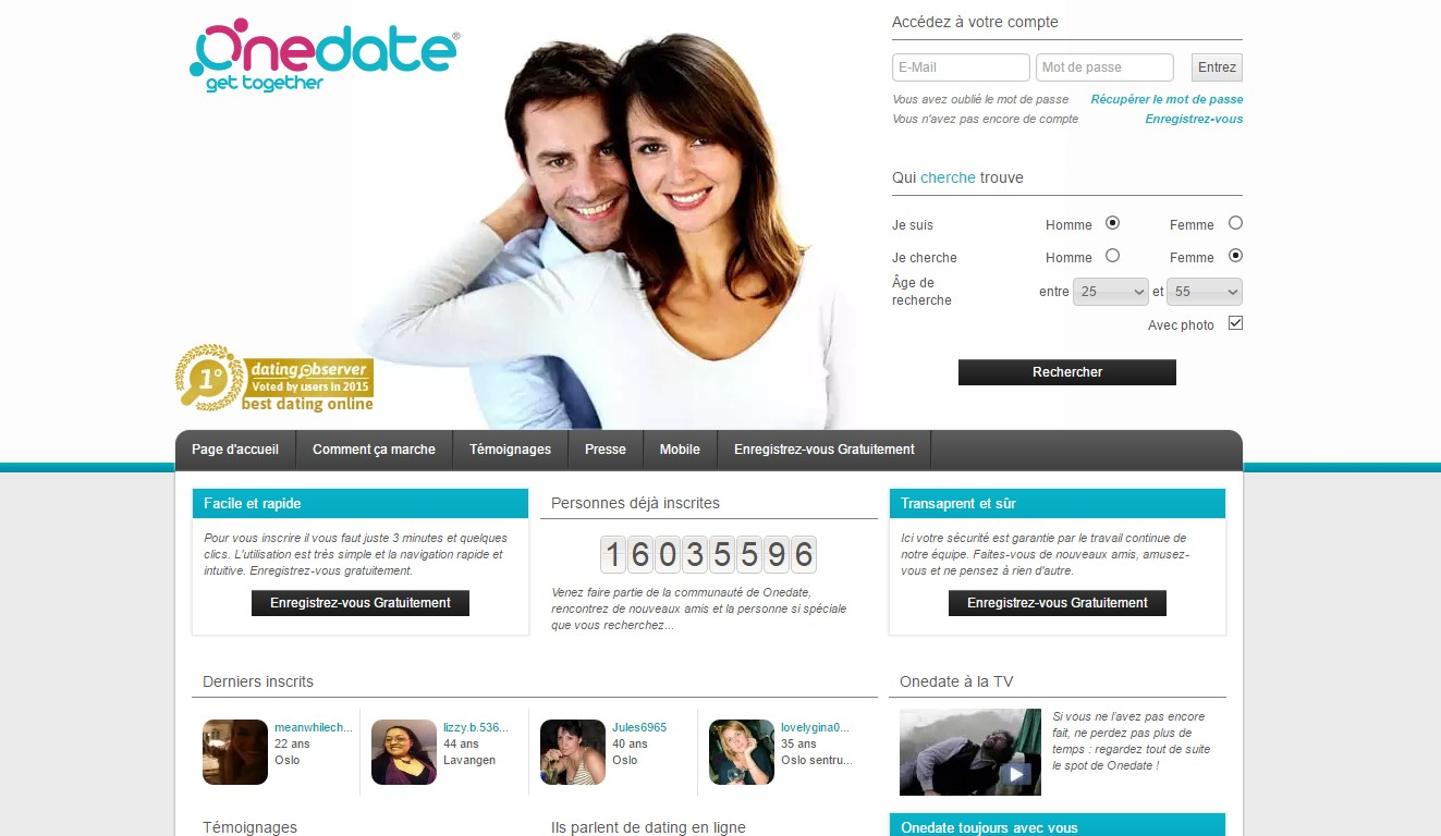 Sites de rencontre de distance gratuits