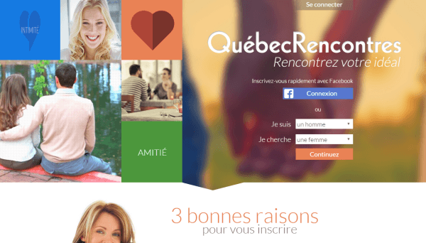 Site de rencontre a quebec